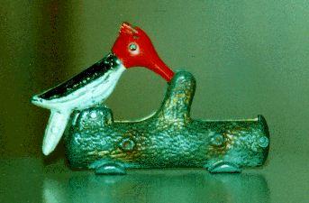 The Woodpecker Toothpick Dispenser